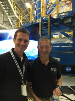 richard DAVIS NASA